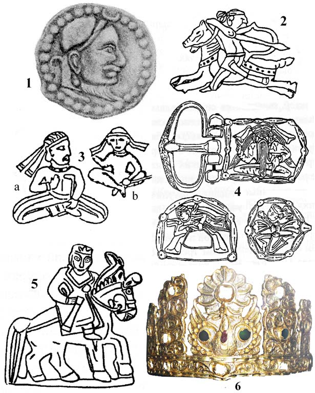Figure 3: Diadems and crowns